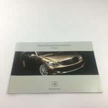 2007 Mercedes-Benz Accessories S-Class Dealership Car Auto Brochure Catalog - $10.65