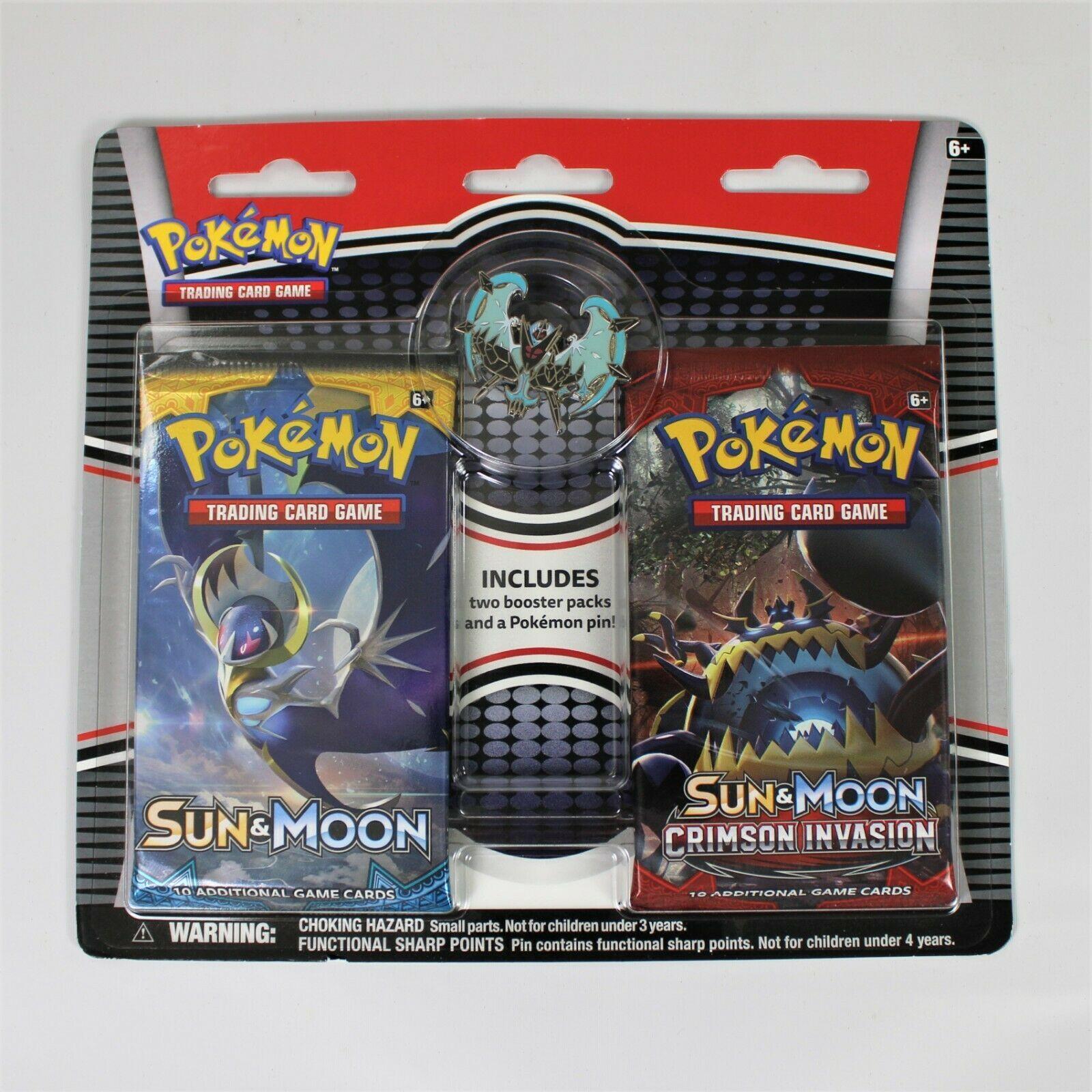 Sealed Booster Packs Pokemon TCG Mystery Blister Pack 3 Rare Promo!