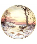 c1984 Royal Doulton Evening Glow At Peace With Nature Elizabeth Gray Lim... - $36.89