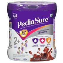 PediaSure Chocolate 400gm jar Pack of 2 With DHL Express Shipping - $35.64