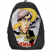 backpack bookbag buster keaton general - $41.00