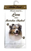 AUSSIE  DOG DIECUT LIST PAD NOTES NOTEPAD Magnetic Magnet Refrigerator - $9.99