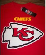KANSAS CITY CHIEFS NFL FOOTBALL T-shirt SMALL NEW w/ TAG - $19.80