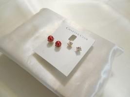 Charter Club Gold-Tone 2-Pc. Set Stud Earrings B966 $29 - $13.43