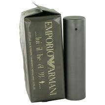 EMPORIO ARMANI by Giorgio Armani Eau De Toilette Spray 3.4 oz (Men) - $90.50