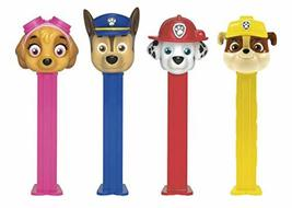 Pez Candy Dispensers - Paw Patrol Dispenser Set: Chase, Skye, Marshall a... - $19.79