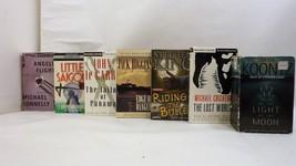 Lot of 8 Various Cassette Audio Fiction Books Dean Koontz, Stephen King ... - $25.55