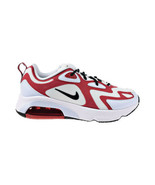 Nike Air Max 200 Icon Clash Women's Shoes White-Gym Red-Half Blue AT6175... - $120.00