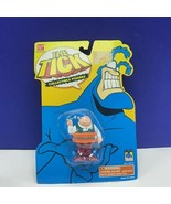 The Tick action figure mini Bandai 1994 Fox moc sealed vintage retro Dyn... - $28.87