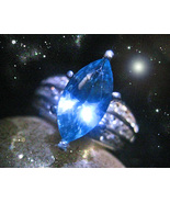 HAUNTED DJINN RING KING SOLOMON'S AS YOU COMMAND GENIE MAGICK MYSTICAL T... - $227.77