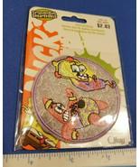 Spongebob Squarepants Craft Notion Nickelodeon Falling Iron On Offray Ni... - $2.84