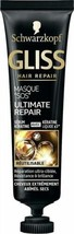 Schwarzkopf - Gliss - Masque Cheveux - Sos Ultimate Repair Sérum 20 ml -... - $11.57