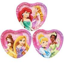Paper Plates 8 Disney Princess Dream Party Hallmark Assortment Birthday ... - $6.92