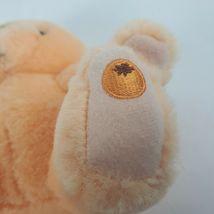 "Jelly Belly Orange Bear 6"" Plush Teddy Stuffed Animal Hermen Goelitz Enesco image 7"