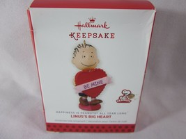 Hallmark Keepsake Ornament Linus's Big Heart 2013 #7 - $5.53