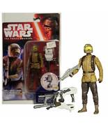 "Resistance Trooper Star Wars Action Figure 3.75"" Force Awakens Hasbro NE... - $11.88"
