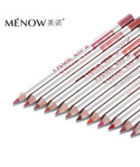 Al matte pencil lip liner pencil waterproof pencils for lips long lasting lipliner pen thumbtall