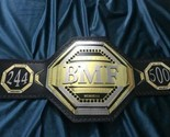 New UFC BMF Heavyweight Championship Title Leather Belt Adult Size - $2.980,56 MXN