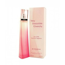 Very Irresistible Eau d'Ete Summer Fragrance by Givenchy 2.5 oz 75 ml fo... - $64.52