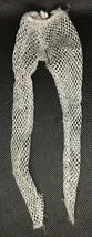 Shillman Maddie Mod Accessory – Silver Fishnets (1960s Fashion Doll Vtg ... - $13.95