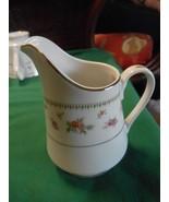 beautiful ALICIA by DANIELE Fine Porcelain China CREAMER.....FREE POSTAG... - $10.80
