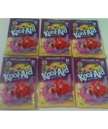 Purplesaurus Rex Kool-Aid Drink Mix 6 Packs Grape Use By 2017 Limited Ed... - $7.87