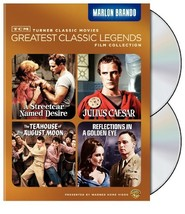 TCM Greatest Classic Legends Film Collection: Marlon Brando A Streetcar ... - $49.16