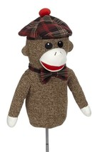 Sock Monkey Creative Covers Head Cover-  460CC friendly Driver  - $22.72