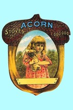 Acorn stoves and ranges - over 1,000,000 in use by Hiram Ferguson - Art Print - $19.99+