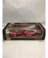 1:24 series Maisto Vintage Collectible die cast car 2 RED pair 32106 NIB - $14.26