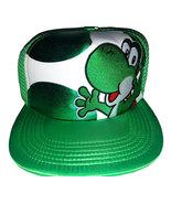 Super Mario 'Yoshi' Brand New Embroidered Trucker Cap * Nintendo - $11.88