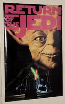 1995 Star Wars Return of the Jedi 36 x 24 poster:Yoda/Darth Vader/Luke S... - $39.59