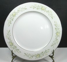 8 Grace Rhapsody Fine China Dinner Plate/s EUC Bundle of 8 - $48.02