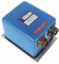 "MTS TEMPOSONICS DCTM-2334 ELECTRONIC BOX 12"" STROKE DCTM2334"