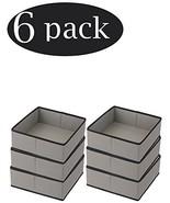 YBM HOME Fabric Closet/Dresser Drawer Storage Foldable,Organizer, Cube B... - $55.15