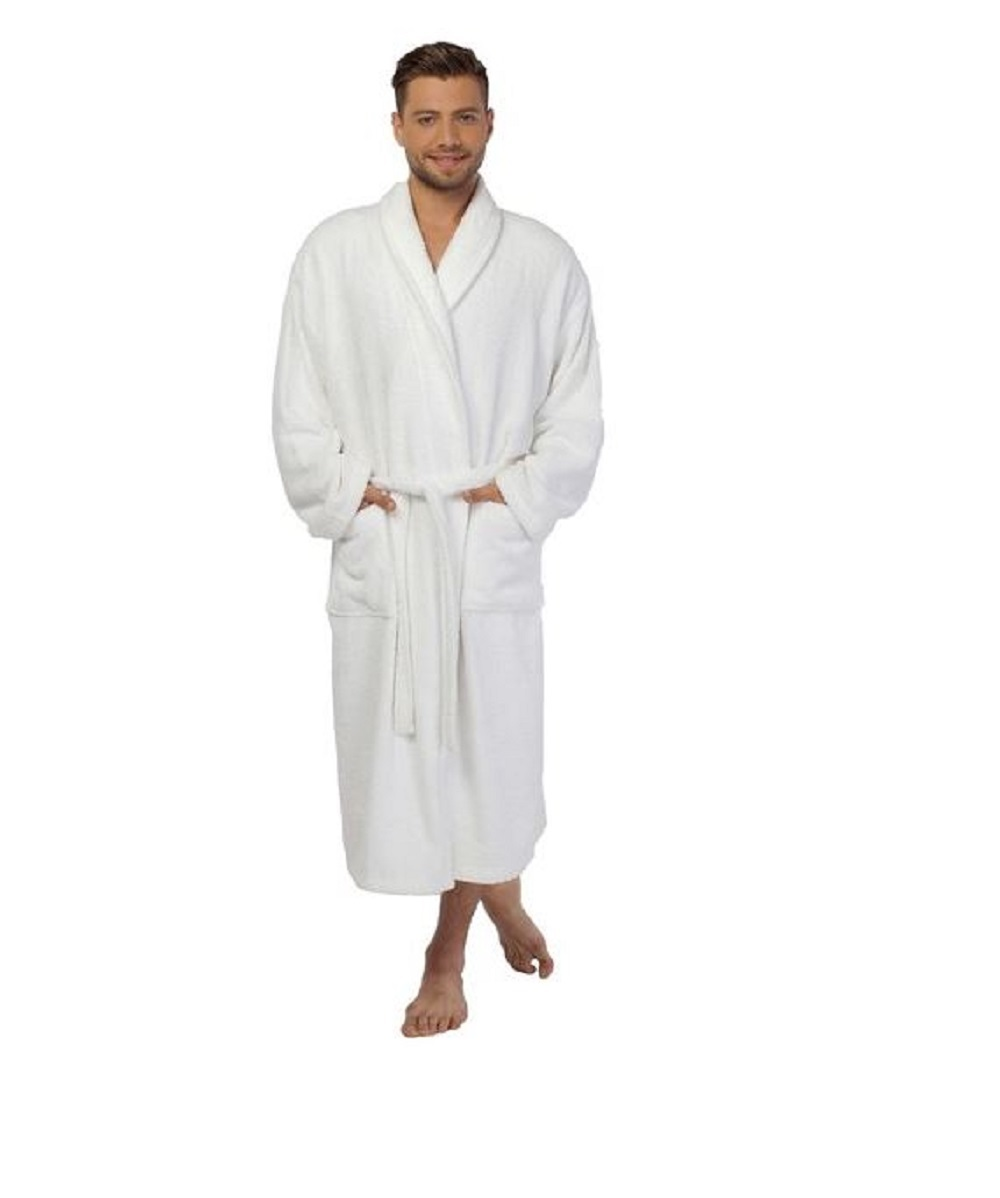 Robe Turkish Cotton Bathrobe Hotel Spa Terry and 50 similar items 6b216be15