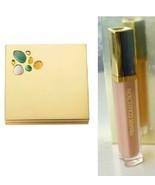 NIB Collectible Estee Lauder Tuberose Gardenia Jewel Powder Compact LipG... - $198.00