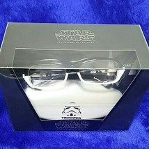 Disney Star Wars Stormtrooper Eyewear Sunglasses No degree transparent lens - $355.41