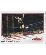 2013 Topps #6 Brodus Clay NM-MT - $0.99