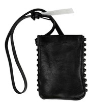 Michael Kors Women's Studded Leather Purse Belt Fanny Pack Bag 553359 size Small