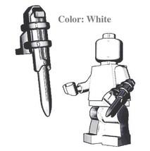 Custom white Hidden Blade part Castle Assassin Creed knife Killer fig LOTR - $2.48