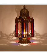 Moroccan Floor Lamp Table lamps Moroccan design - $582.94