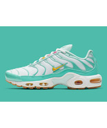 "NIKE AIR MAX PLUS PREMIUM ""EASTER COLORS"" WOMEN SIZE 6.0 & 7.5 & 8.0 NEW RARE - $179.99"