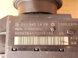 04 Mercedes W211 E420 Engine Computer Ignition FOB ECU EIS ISL Set A1121536679 image 2