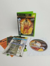 2003 Amped 2 Snowboarder by XSN for Xbox * boxed w/ manual  - $2.25