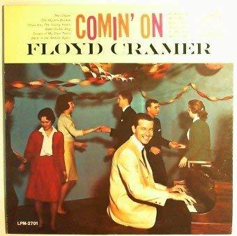 Primary image for Comin' On - Vinyl LP Record [Vinyl] Floyd Cramer