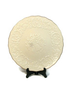 Lenox Vintage Wedding Promises Marriage Platter Round Ivory Bone China 1... - $34.64