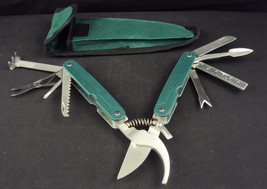 Multi-Tool Pruner ~ 9-in-1 Function For Gardening, Floral, Camping, Hunting - $14.65