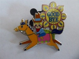 Disney Trading Pins 133571 It's a Small World - Goodbye Mystery - Cowboy - $14.00