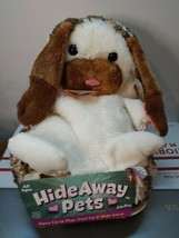 "Jay At Play 15"" Hideaway Pets (Lop Eared Bunny As Seen On TV GREAT GIFT ... - $14.55"